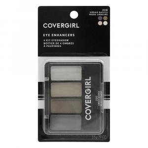 Covergirl Enhanced 4-Kit Eye Shadow 220 Urbn