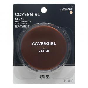 Covergirl Clean Fragrance Free Pressed Powder 125