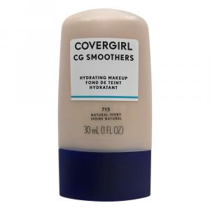 Covergirl Smoothers Liquid Makeup Natural Ivory