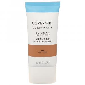 Covergirl Clean Matte Make Up Cream Deep