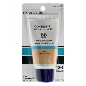 Covergirl BB Cream Tinted Moisturizer 805 Fair to Light
