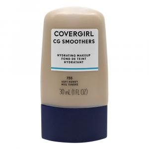 Covergirl Smoothers Liquid Makeup Soft Honey