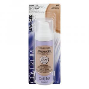 Covergirl Advanced Radiance Liquid Makeup 110