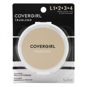 Covergirl Trueblend Ppdr Makeup Cd 1 F
