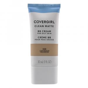 Covergirl Clean Matte Make Up Cream Light Medium