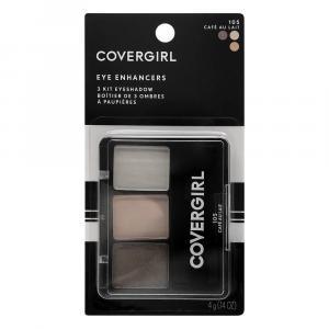 Covergirl Enhanced 3-Kit Eye Shadow 105 Cafe