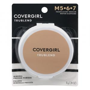 Covergirl Trueblend Ppdr Makeup Cd 4 M