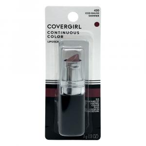 Covergirl Cc Lip Shimmer 420 Icd Mve