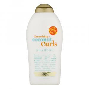 OGX Quenching Coconut Curls Shampoo Bonus