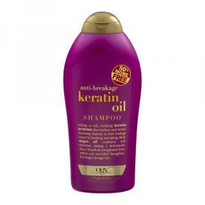Ogx Keratin Oil Shampoo 50% Free
