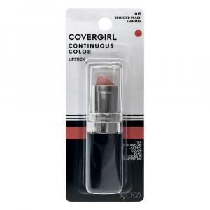 Covergirl Cc Lip Shimmer 015 Bronze Pc