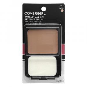 Covergirl Ultimate Finish Makeup Cd 405 Iv