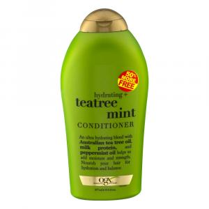 OGX Teatree Mint Conditioner 50% More Free