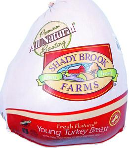 Shady Brook Farms Whole Turkey Breast