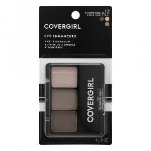 Covergirl Enhanced 3-Kit Eye Shadow 110 Shimmerr
