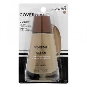 Covergirl Clean Liquid Makeup Beige 125