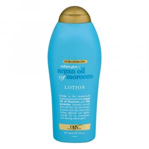 OGX Extra Hydrating Radiant Glow Argan Oil of Morocco Lotion