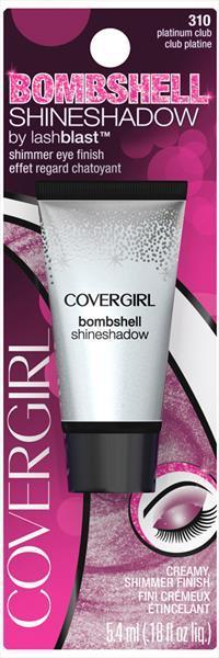 Covergirl Bombshell Shmr Shd 310 Platinum Club