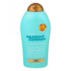 Ogx Quenched Sea Mineral Moisture Conditioner 50% Free