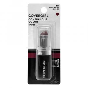 Covergirl CC Lip Shimmer 425 Vintage Wine