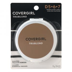 Covergirl Trublend Ppdr Makeup Cd 6 S