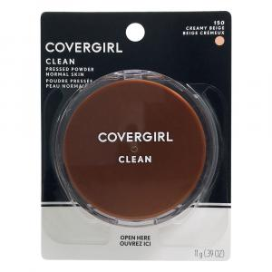 Covergirl Clean Fragrance Free Pressed Powder 150