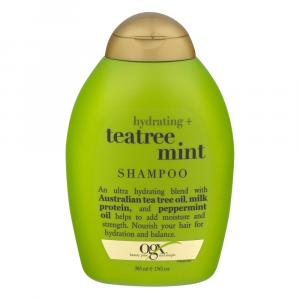 OGX Nourishing Hydrating Teatree Mint Shampoo