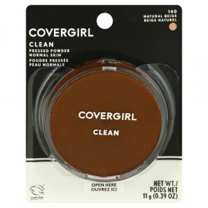 Covergirl Fragrance Free Pressed Powder 140