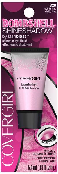 Covergirl Bombshell Shmr Shd 320 Oohla Lilac