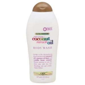 Organix Extra Creamy Coconut Miracle Oil Body Wash