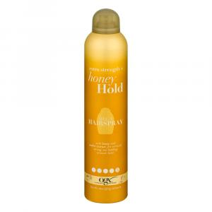 OGX Extra Strength Honey Hold Hairspray