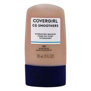 Covergirl Smoothers Liquid Makeup Warm Beige