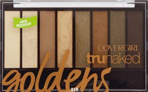 Covergirl TruNaked Goldens Eyeshadow