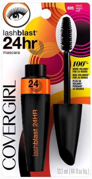 Covergirl Lshblst 24 Hour Black
