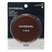 Covergirl Clean Fragrance Free Pressed Powder 130