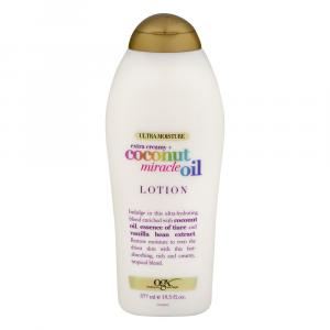 OGX Ultra Moisture Extra Creamy Coconut Miracle Oil Lotion