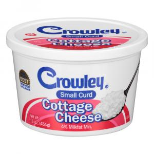 Crowley Small Curd Cottage Cheese