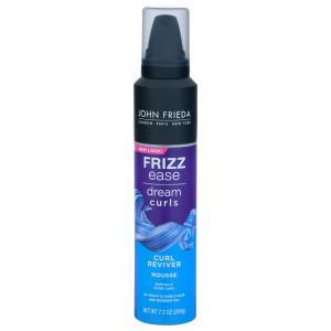 John Freida Frizz Ease Curl Reviver Mousse