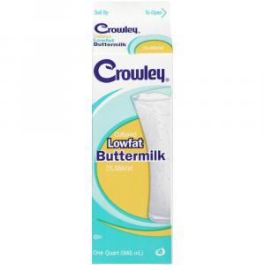 Crowley Low Fat Buttermilk
