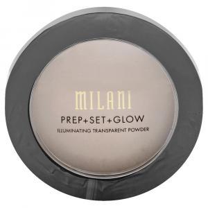 Milani Prep + Set + Glow Illuminating Transparent Powder