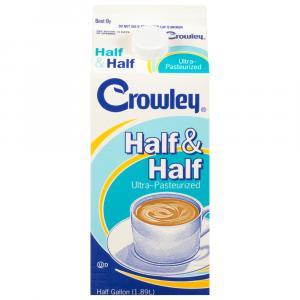 Crowley Half & Half