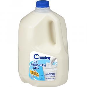 Crowley 2% Milk