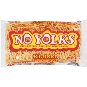 No Yolks Kluski Noodles