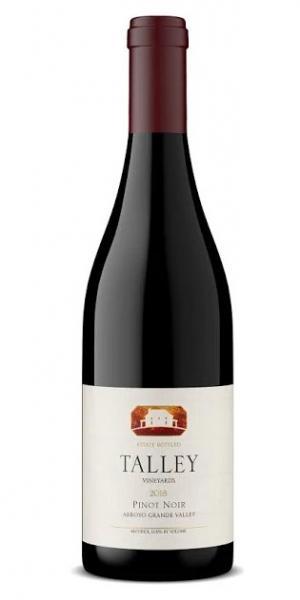 Talley Vineyards Pinot Noir Arroyo Grande Valley