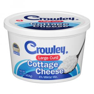 Crowley Large Curd Cottage Cheese