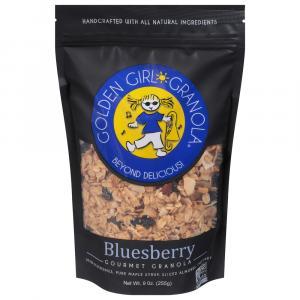 Golden Girl Granola Bluesberry Gourmet Granola