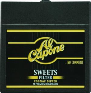 Al Capone Sweets Filter Cigars