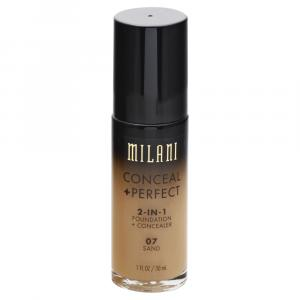 Milani Conceal + Perfect 2-in-1 Foundation + Concealer Sand