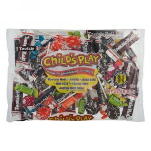 Tootsie Child's Play Candies
