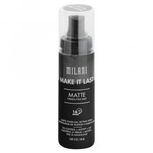 Milani Make It Last Matte Finish Charcoal Setting Spray